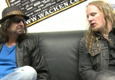 Motrhead — Interview at Wacken Open Air 2009