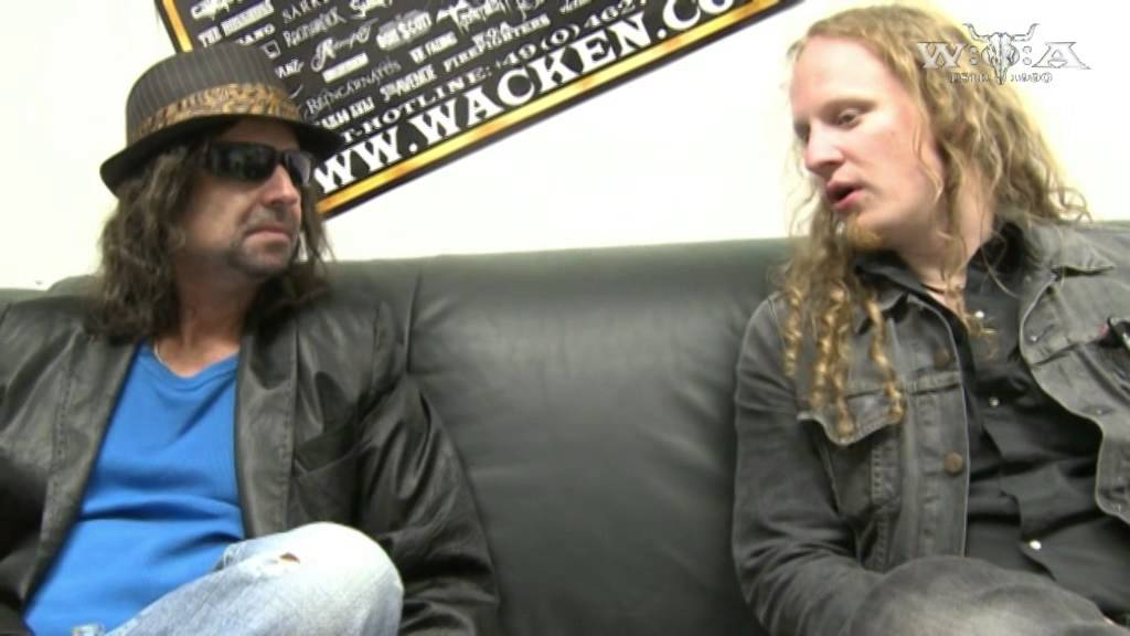 Motrhead - Interview at Wacken Open Air 2009