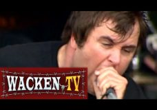 Napalm Death — 3 Songs — Live at Wacken Open Air 2009