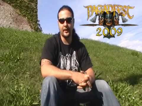 PAGANFEST EUROPE - Footage From The Road (OFFICIAL BEHIND THE SCENES)