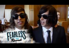 Pierce The Veil — Behind The Scenes of 'King For A Day'