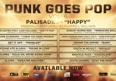 Punk Goes Pop Vol. 6 — Palisades 'Happy'