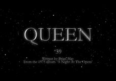 Queen — '39 (Official Lyric Video)