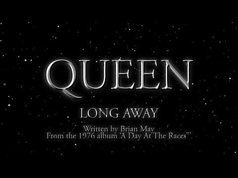 Queen - Long Away - (Official Lyric Video)