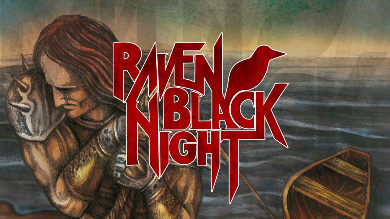 Raven Black Night 'Morbid Gladiator' (OFFICIAL)