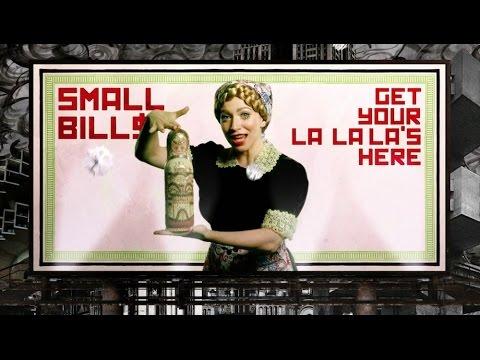 Regina Spektor - Small Bill$ Official Music Video