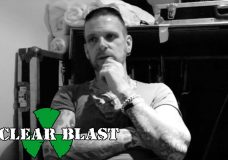 RICKY WARWICK — Two tracks off 'Hearts On Trees' (OFFICIAL INTERVIEW)