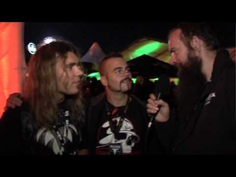 Sabaton - Interview at Wacken Open Air 2008