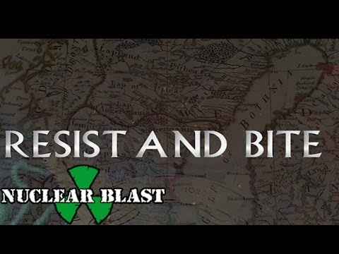 SABATON - Resist And Bite (OFFICIAL LYRIC VIDEO)