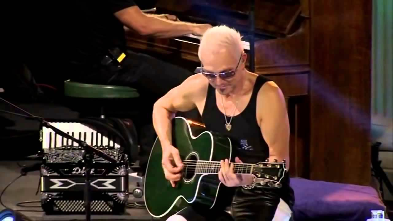 Scorpions - Big city nights (MTV Unplugged in Athens)