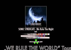 SONIC SYNDICATE — Turn It Up Trailer 5 (OFFICIAL TRAILER)