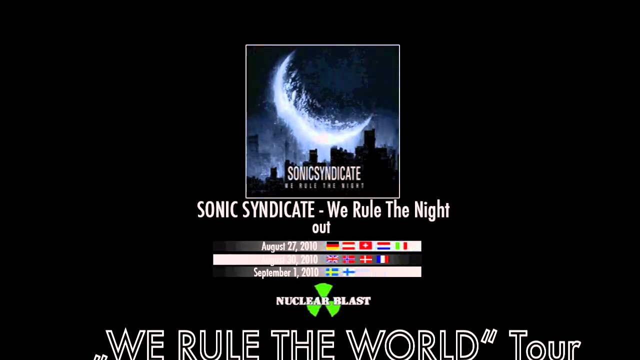 SONIC SYNDICATE - Turn It Up Trailer 5 (OFFICIAL TRAILER)