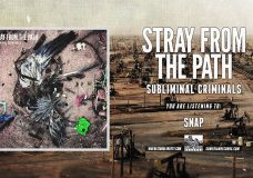 STRAY FROM THE PATH — Snap