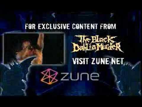 The Black Dahlia Murder Tour