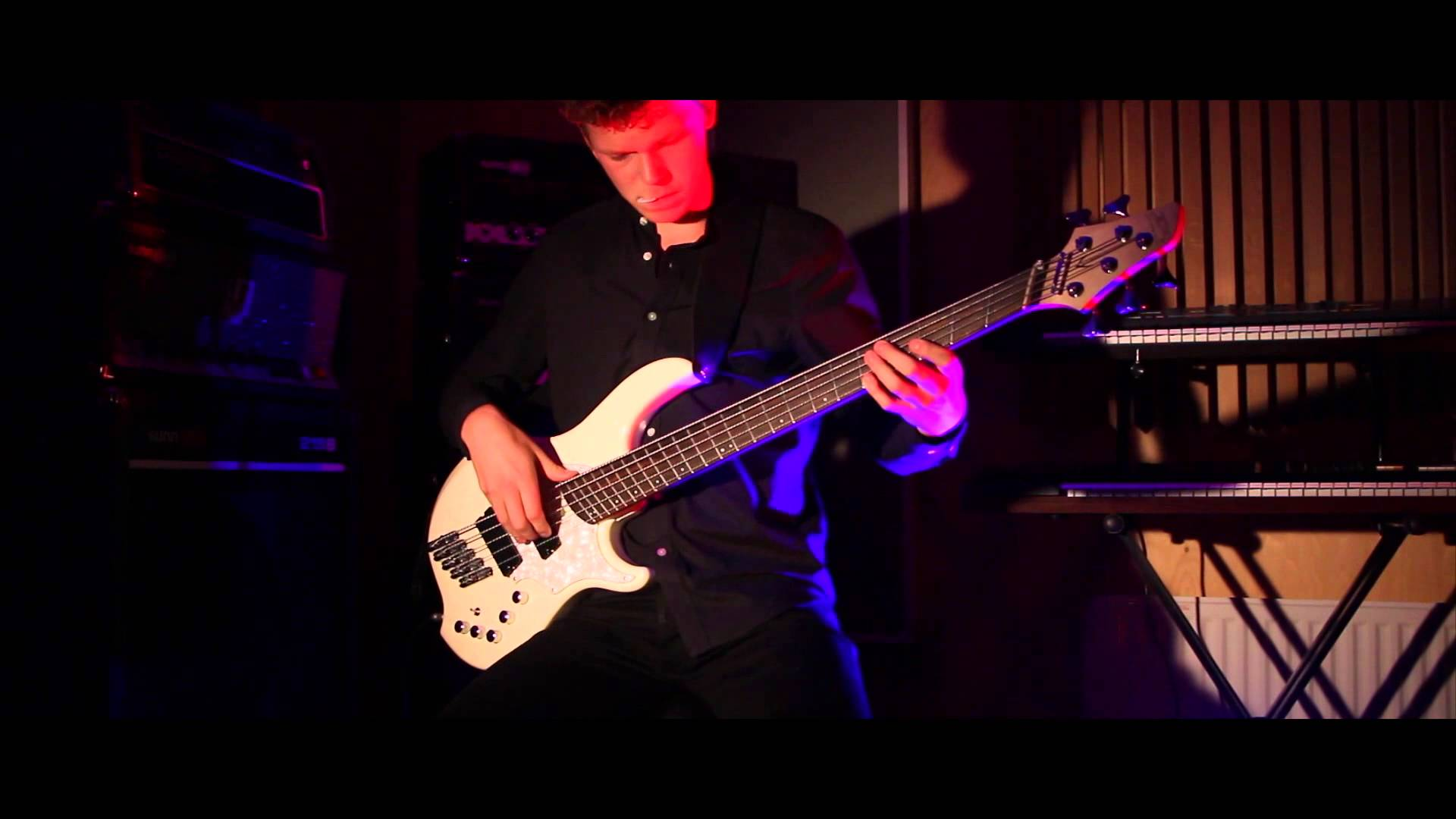 The Great Discord 'A Discordant Call' (Rasmus Carlson - Bass Playthrough)