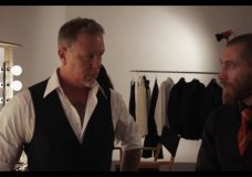 The Making of Brioni with Metallica Campaign James