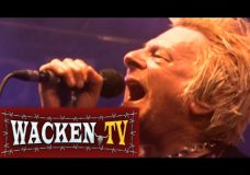 UK Subs — Warhead — Live at Wacken Open Air 2009