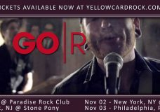 Yellowcard 2011 Tour Trailer with Every Avenue & Go Radio