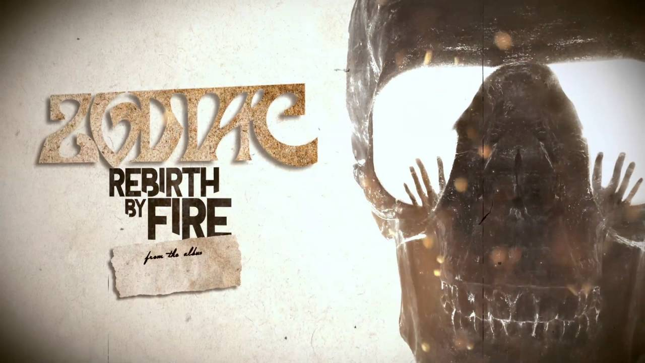 ZODIAC - Rebirth By Fire (Official Lyric Video) Napalm Records