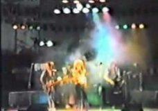 Aria — Torero (Тореро) live 1986