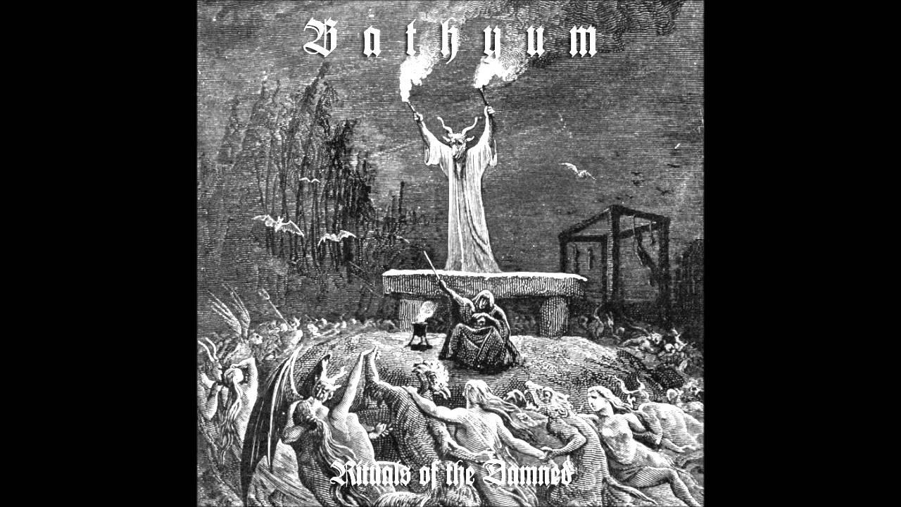 Bathyum - Rituals of the Damned (Full Album)