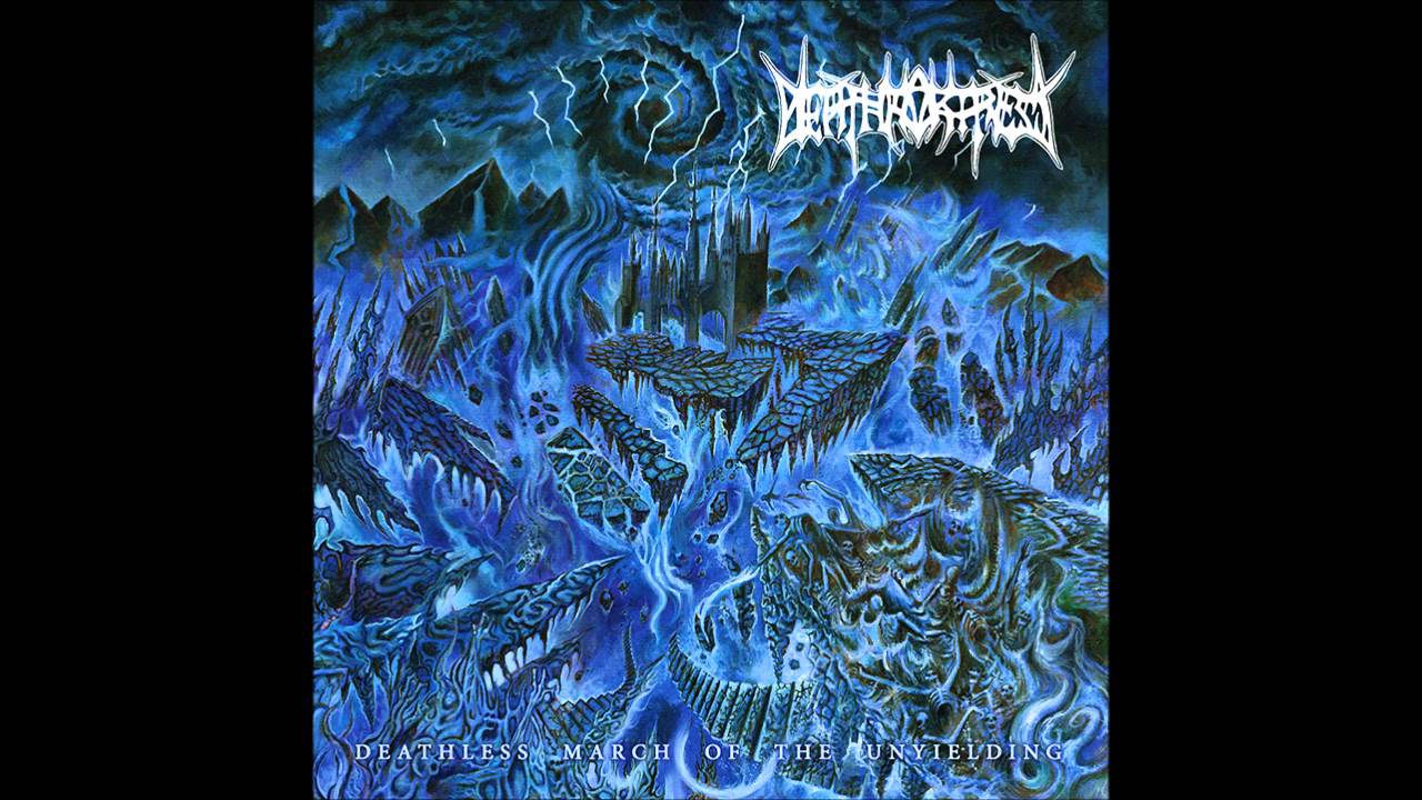 Death Fortress - Deathless March of the Unyielding (Full Album)