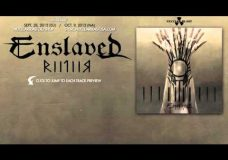 ENSLAVED — RIITIIR (OFFICIAL PREVIEW)