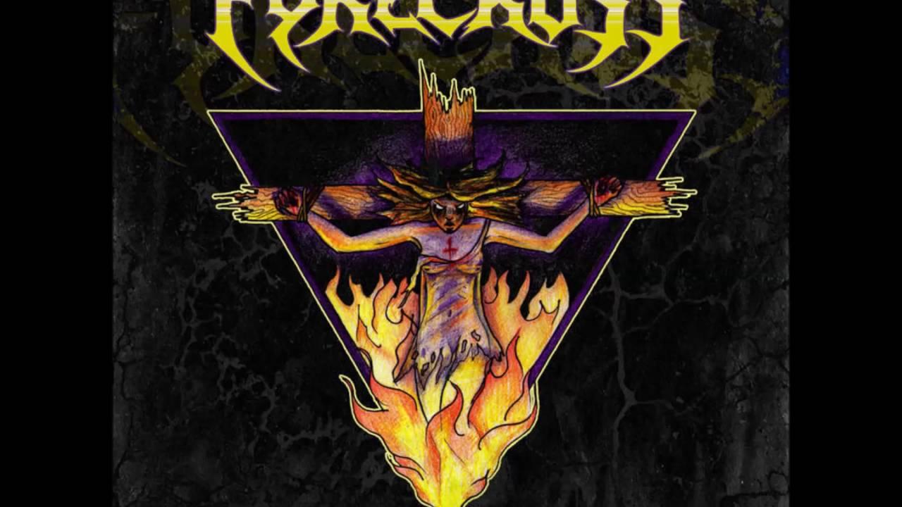 Fyrecross - Burn Them to the Ground EP (2016)
