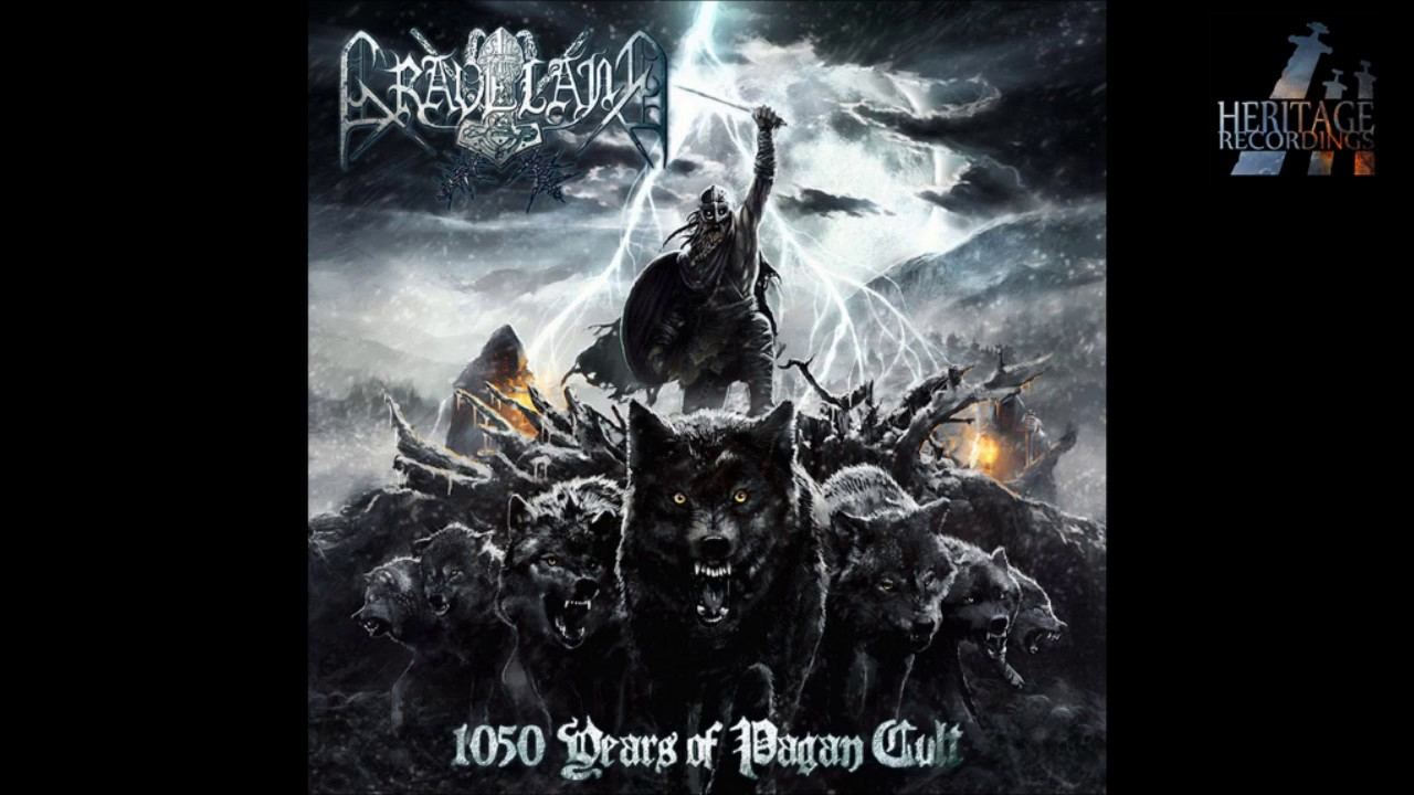 Graveland - 1050 Years of Pagan Cult (Full Album Official)