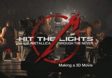 Hit the Lights The Making of Metallica Through the Never — Chapter 1 Making a 3D Movie