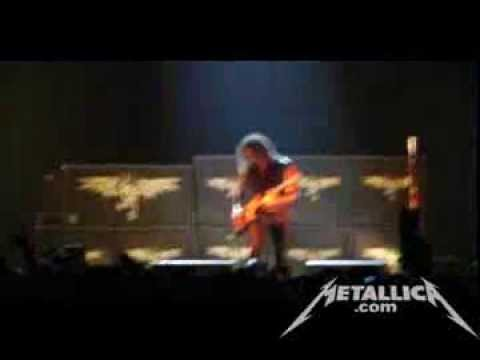 Metallica Damage, Inc. (MetOnTour - Christchuch, New Zealand - 2010)