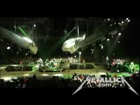 Metallica Harvester of Sorrow (MetOnTour - Tallinn, Estonia - 2010)