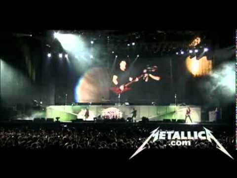 Metallica Master of Puppets (MetOnTour - Caracas, Venezuela - 2010)
