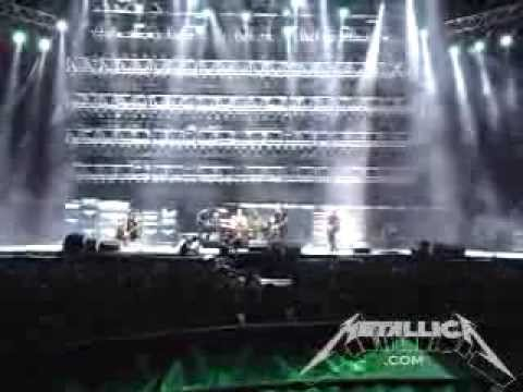 Metallica The Memory Remains (MetOnTour - Manchester, TN - 2008)