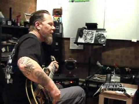 Mission Metallica Fly on the Wall Platinum Clip (June 18, 2008)