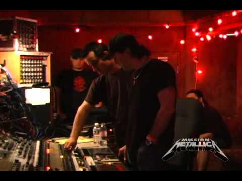 Mission Metallica Fly on the Wall Platinum Clip (June 12, 2008)