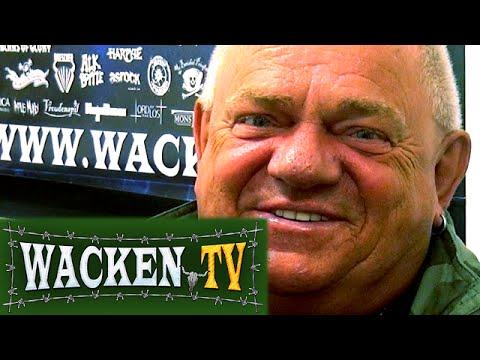 U.D.O. - Interview at Wacken Open Air 2015