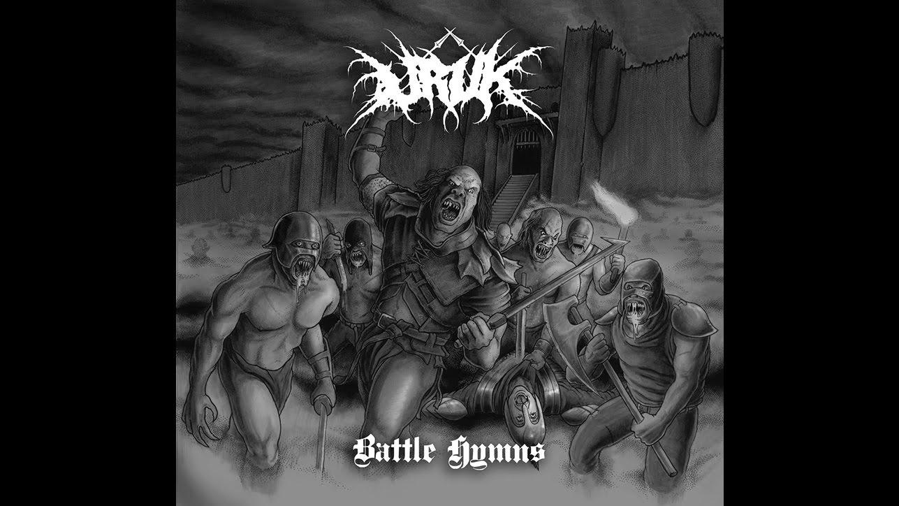Uruk - Battle Hymns (Full EP)