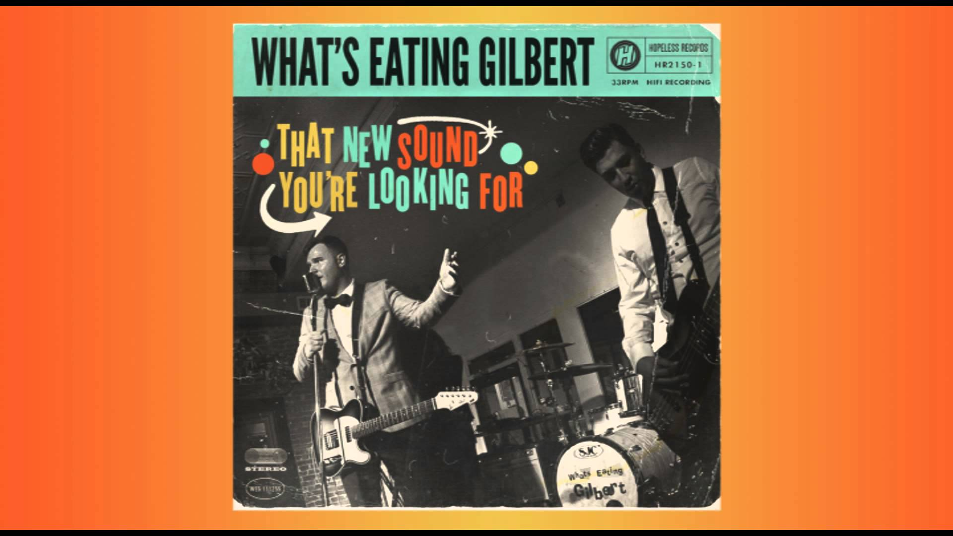 What's Eating Gilbert - Ain't Been Happy With Me