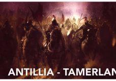 Antillia — Tamerlane Teaser (Butterfly Temple cover)