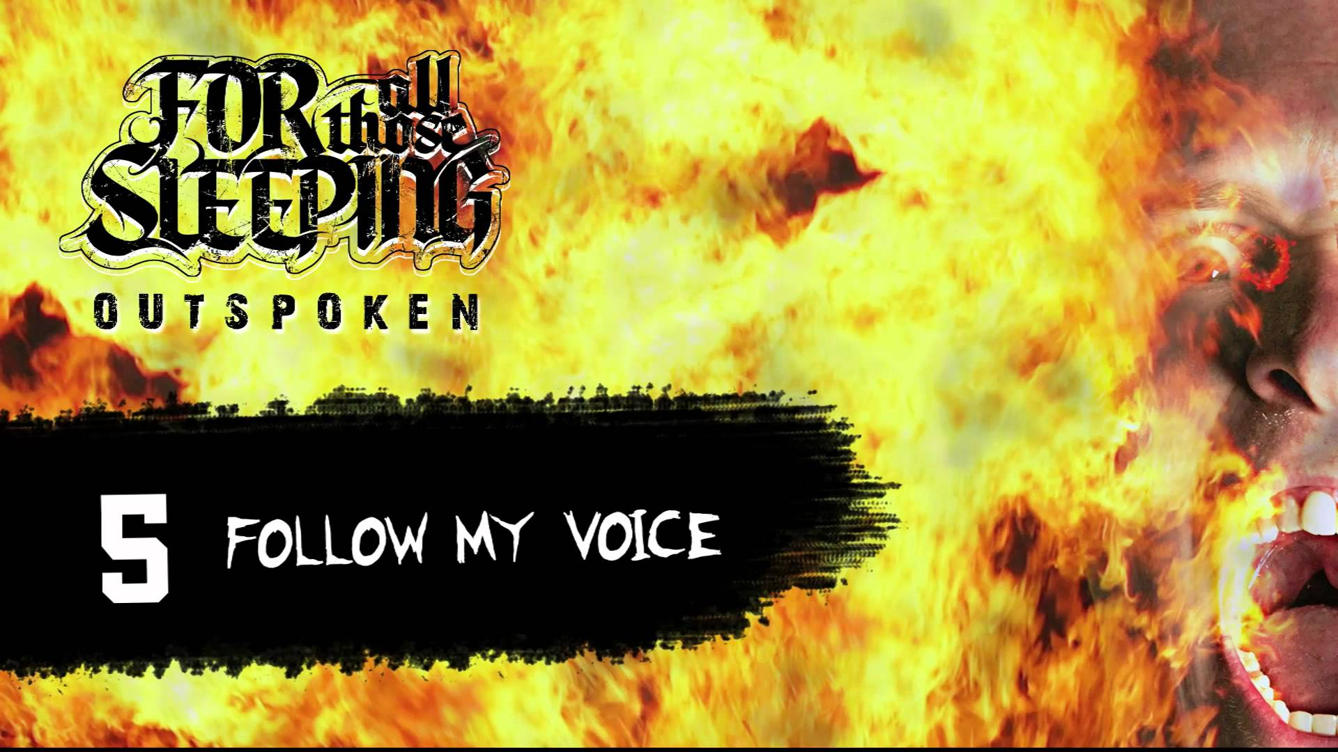 For All Those Sleeping - Follow My Voice - Track 5