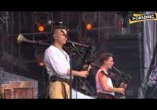 In Extremo — Rock am Ring 2014 DASDING