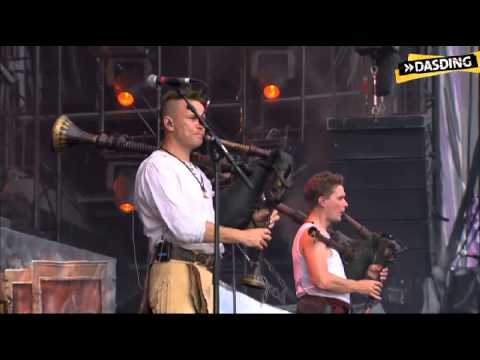 In Extremo - Rock am Ring 2014 DASDING
