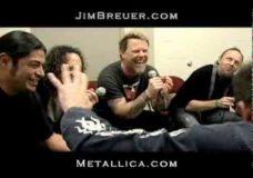 Jim Breuer Interviews Metallica Episode 8