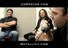 Jim Breuer Interviews Metallica Episode 4