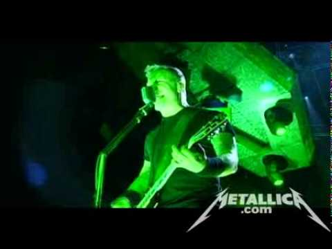 Metallica All Nightmare Long (MetOnTour - Perth, Australia - 2010)