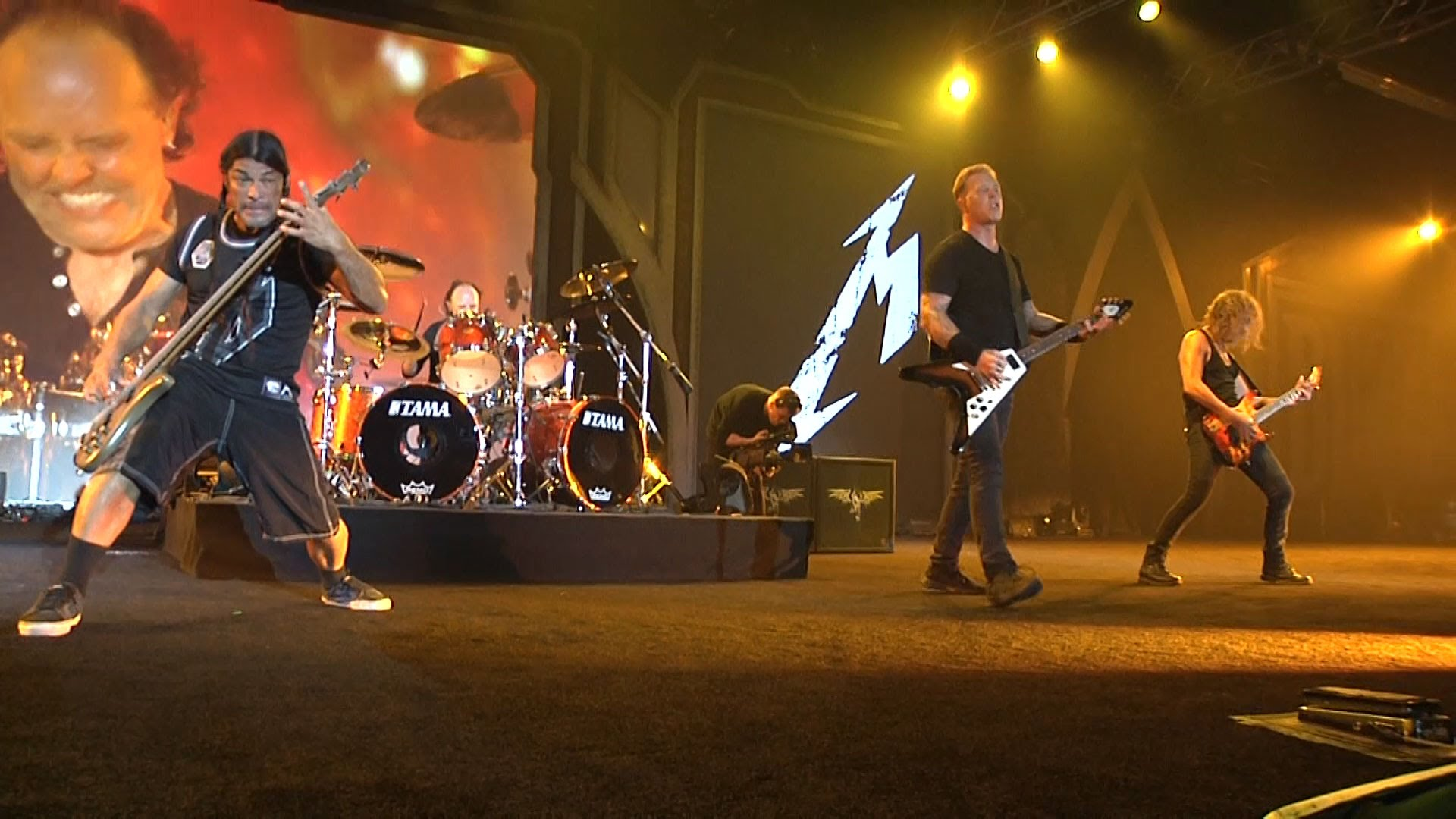 Metallica Cyanide and Battery (MetOnTour - Anaheim, CA - Blizzcon - 2014)