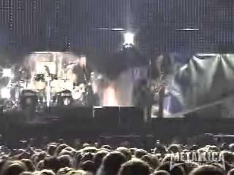 Metallica Damage Case (MetOnTour - Nickelsdorf, Austria - 2006)