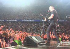 Metallica Fuel and Seek & Destroy (MetOnTour — Hamburg, Germany — 2014)