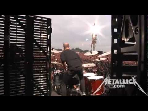 Metallica - Hell And Back (Live - Horsens, Denmark) - MetOnTour